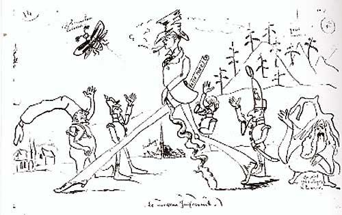 Rimbaud par Delahaye - 1876